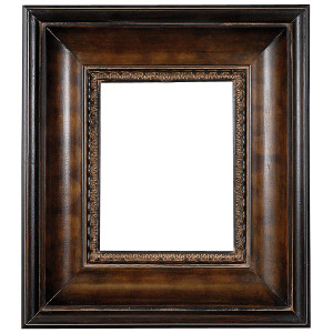 American Woods Frame 08X10 Dark Walnut Bronze