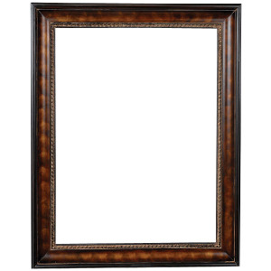 American Woods Frame 30X40 Dark Walnut Bronze