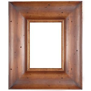 Small Western Wood Frame 5x7