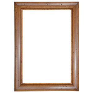 Small Western Wood Frame 24X36