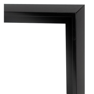Modern Float Frame 30X30 Black