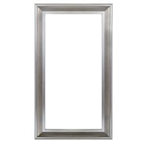 Sterling Frame 36X72 Silver