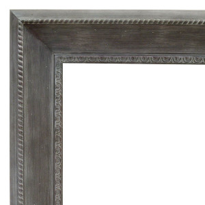 Seasoned Grand Frame 48X72 Deep Grey