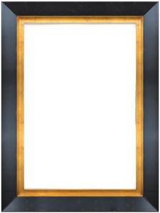 Grand Golden Wood Frame 24x36