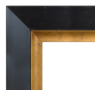 Grand Golden Wood Frame 48x72