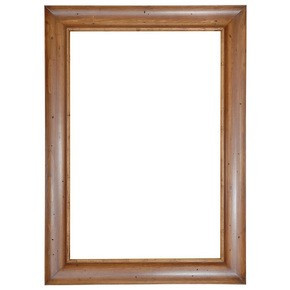 Western Wood Frame 36x48  Wood Finish