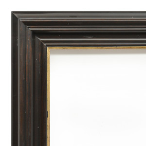 Open Woods Frame 12x24 Burnished Cherry Finish