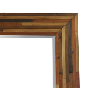 Natural Woods Grand Frame  48X72  0106