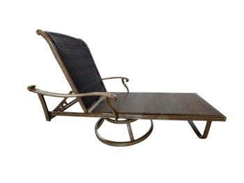 Palladio Swivel Chaise Lounge