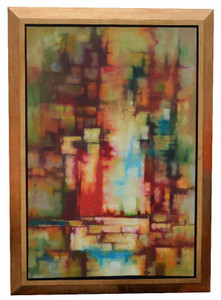 Modern Abstract Frame Art