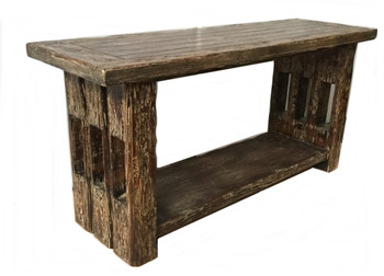 Railroad Console Table