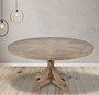 Inverness Farmhouse 60'' Round Dining Table