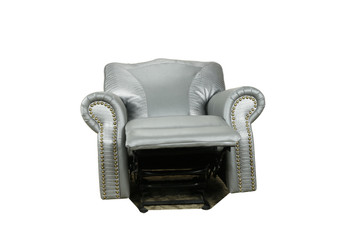 Botswanna Gray Chair Rocker Recliner