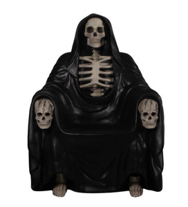 Grim Reaper Throne Chair
