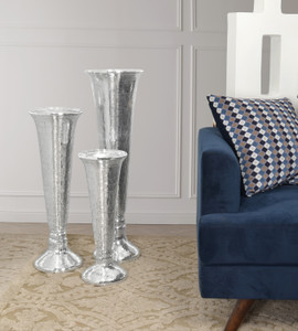 Sparkling Vase Set Of 3
