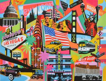Las Vegas Gallery Wrap