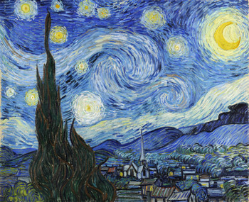 Starry Night Gallery Wrap
