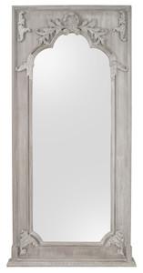 Mystique Gray Mahogany Grand Mirror