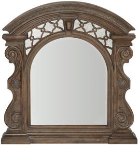 Vintage Salvage - Bentley Carved Mirror