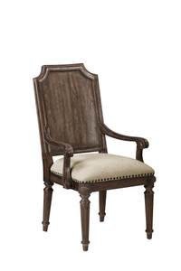 Vintage Salvage - Mills Arm Chair