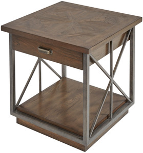 Vintage Salvage - Burton End Table