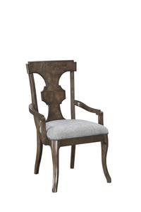Landmark - Splat Back Arm Chair