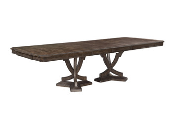 Landmark - Double Pedestal Dining Table