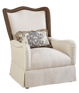 Giovanna Azure - Accent Chair