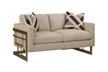 WoodWright Uph - Winslow Loveseat