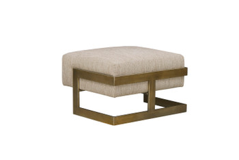 WoodWright Uph - Winslow Ottoman