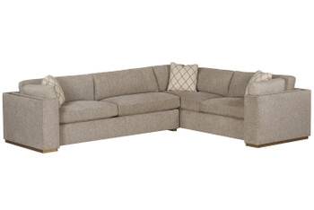 WoodWright Uph - Meyer LAF Corner Sofa & RAF Loveseat