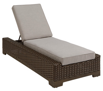 Brannon Outdoor - Chaise Lounge