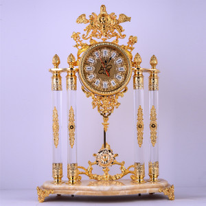 Bristol Gold Clock