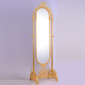 Javan Floor Mirror