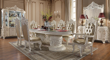 Rochelle Dining Set of 9