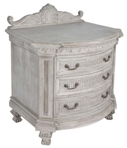 Mystique Grey Nightstand