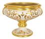 Golden Scroll Urn