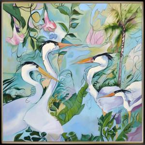 Nihonga Birds